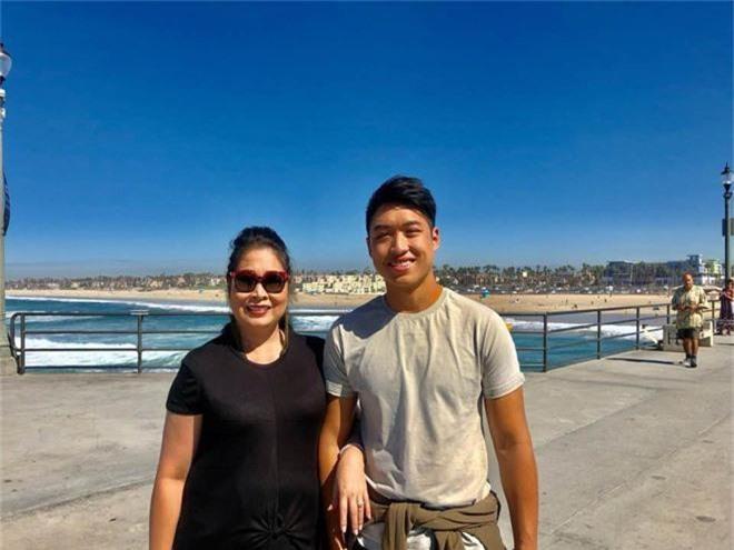 Con trai NSND Hồng Vân vừa thi đỗ trường đại học điện ảnh thuộc Top 5 Hoa Kỳ - Ảnh 1.