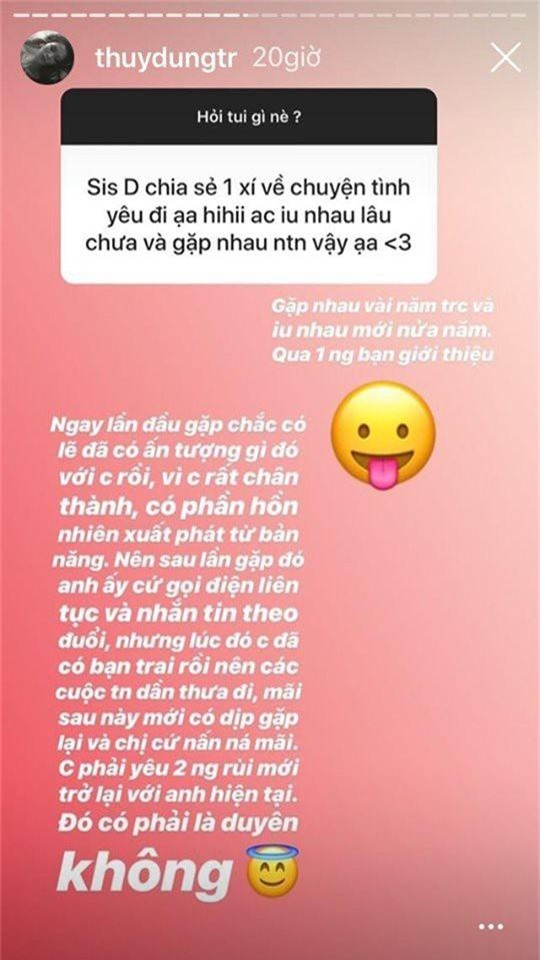 Hoa hậu Việt Nam 2008 Thùy Dung lần đầu chia sẻ về bạn trai và ý định lấy chồng - Ảnh 4.
