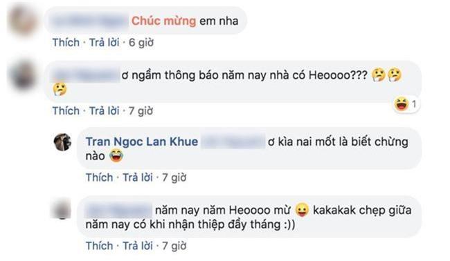 Dân mạng hào hứng vì Lan Khuê khoe khéo chuyện có em bé sau hơn nửa năm kết hôn? - Ảnh 2.