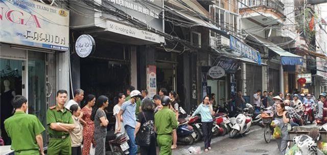 Đối tượng đổ xăng phóng hỏa cửa hàng quần áo trẻ em bị bắt giữ - 2