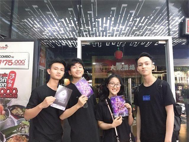 Hội bạn thân toàn học sinh giỏi quốc gia, 7 năm gắn bó ở trường chuyên Phan Bội Châu - 3