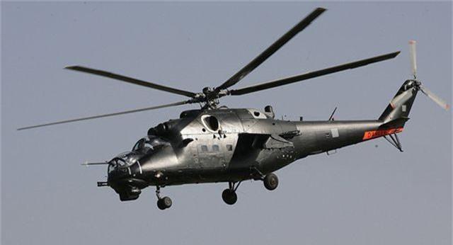 Rơi trực thăng quân sự Venezuela, 7 người thiệt mạng - 1