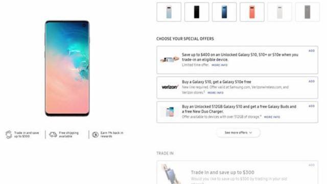 Samsung trả cho người dùng iPhone đến 400 USD khi mua Galaxy S10 - Ảnh 1.