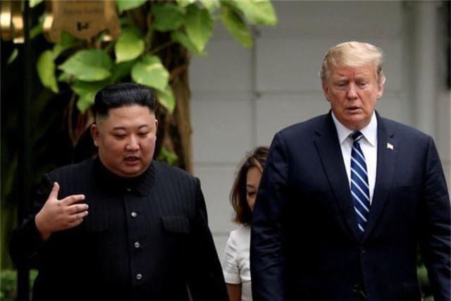 """Triều Tiên """"diễn tập tấn công"""", ông Trump vẫn tin ông Kim Jong-un giữ lời hứa - 1"""