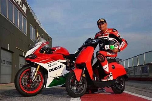 CUx Special Edition Ducati
