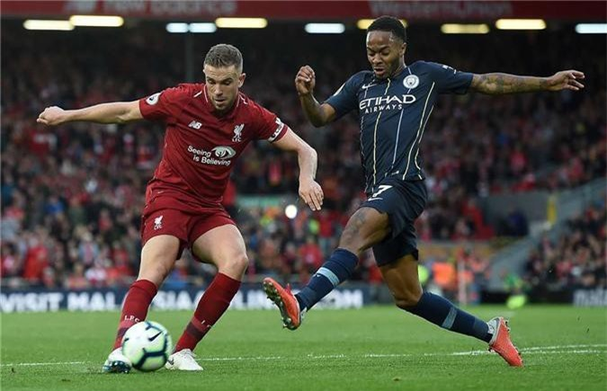 Image result for henderson vs man city