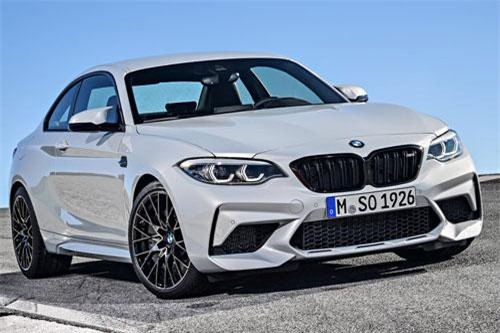 BMW M2 Competition.