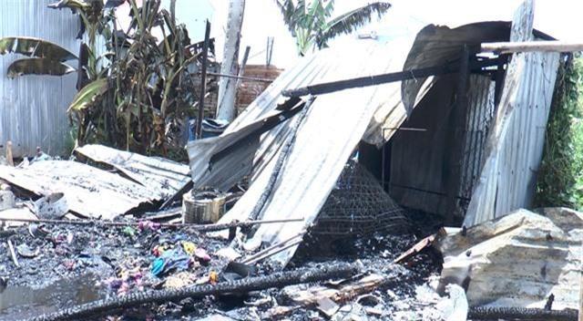 5 căn nhà cháy rụi nghi do nổ bình gas - 5
