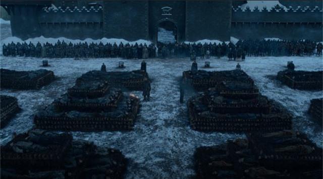 Trò chơi vương quyền 8 - tập 4: Nỗi buồn tang tóc bao trùm Winterfell - Ảnh 3.