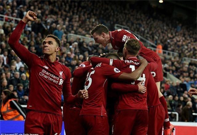 Mùa giải chưa kết thúc nhưng Liverpool đã giành được nhiều điểm hơn mùa bóng nhiều điểm nhất của M.U trong quá khứ.