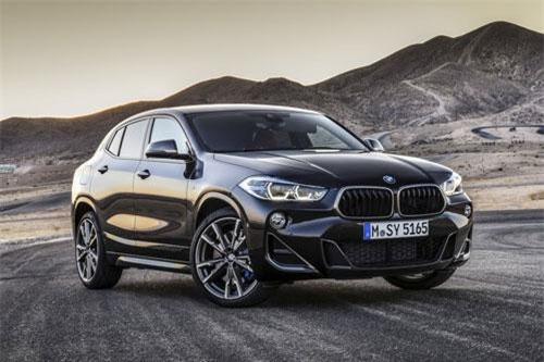 BMW X2 M35i 2019.