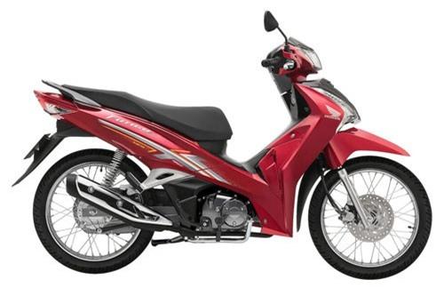 Honda Future 125cc thế hệ mới.
