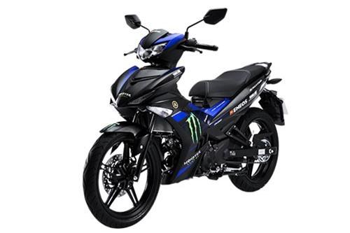 Yamaha Exciter Monster Energy.