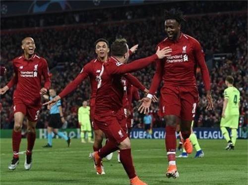 Liverpool lần thứ 2 liên tiếp vào chung kết.