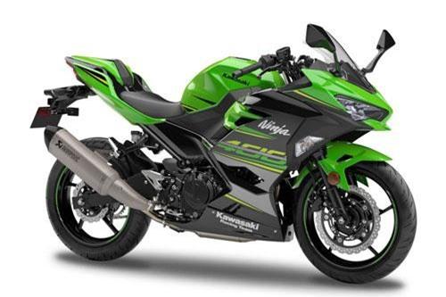 4. Kawasaki Ninja 400 Performance.