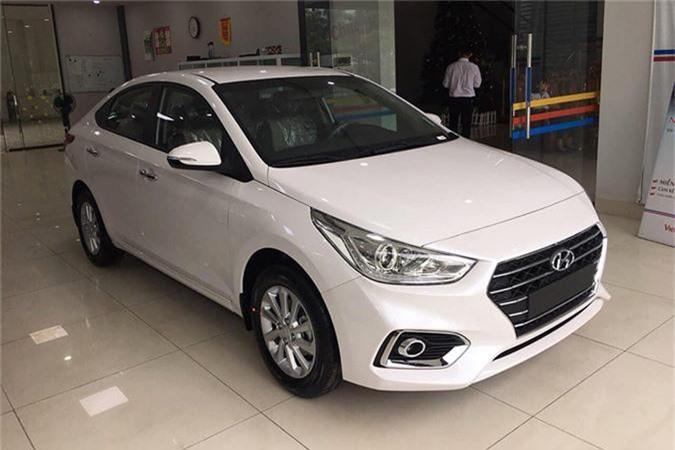Hyundai Accent 2019.