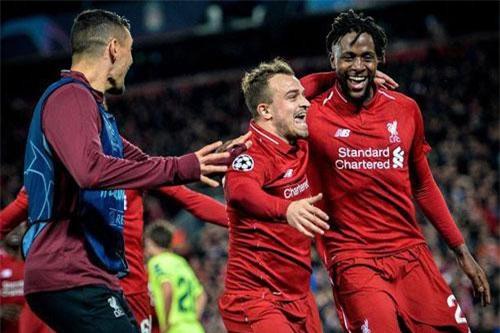 Liverpool gây bất ngờ trước Barca.