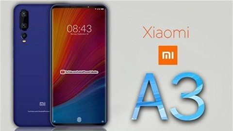 Xiaomi Mi A3, Mi A3 Lite giá rẻ, chạy chip Snapdragon 700-series