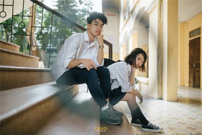 Tan chảy với bộ ảnh thanh xuân của cặp đôi 2001: Năm 17 tuổi, bạn từng có một mối tình đẹp như vậy phải không? - Ảnh 12.