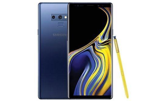 Samsung Galaxy Note 9. Phiên bản 512 GB giảm 5,5 triệu đồng, phiên bản 128 GB giảm 5 triệu đồng.