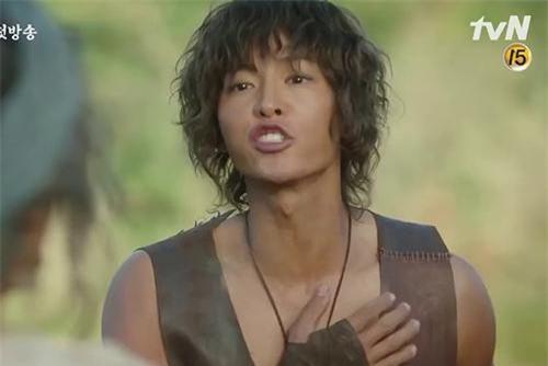 Hình ảnh Song Jong Ki trong bom tấn truyền hình mới nhất Arthdal Chronicles.