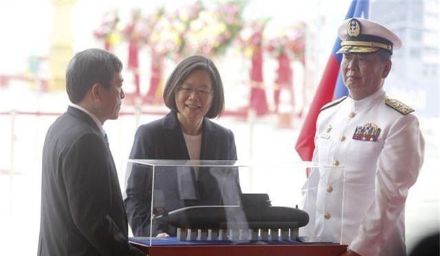 Đài Loan hé lộ tàu ngầm tự đóng - 2