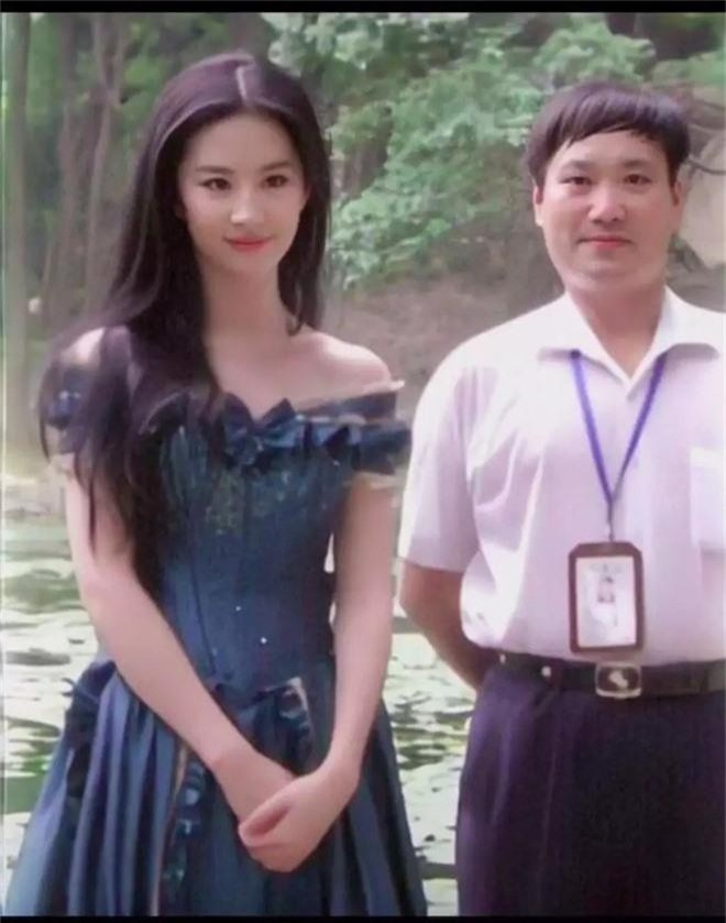Nhan sắc 11 năm trước đánh bật photoshop thế này, bảo sao Lưu Diệc Phi được tôn vinh là tường thành nhan sắc Cbiz - Ảnh 1.