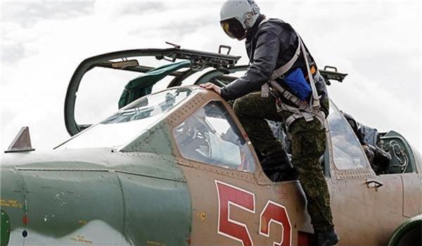 Không quân Nga và Syria đang tiến hành không kích phiến quân ở Idlib