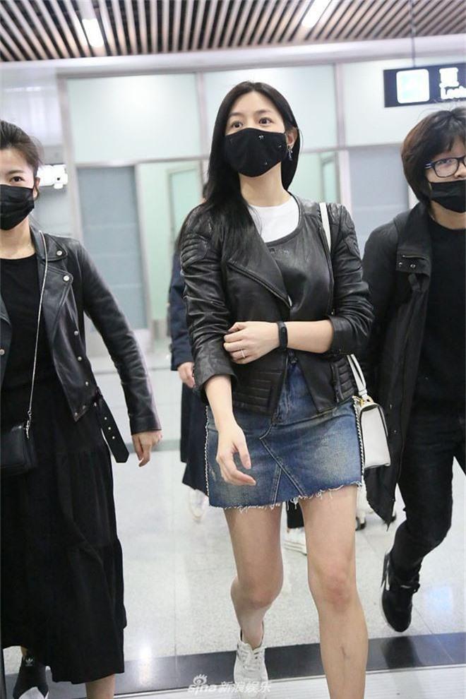 Đều là gái một con, Dương Mịch ăn đứt Trần Nghiên Hy với bộ phận cơ thể siêu nuột nà này - Ảnh 7.