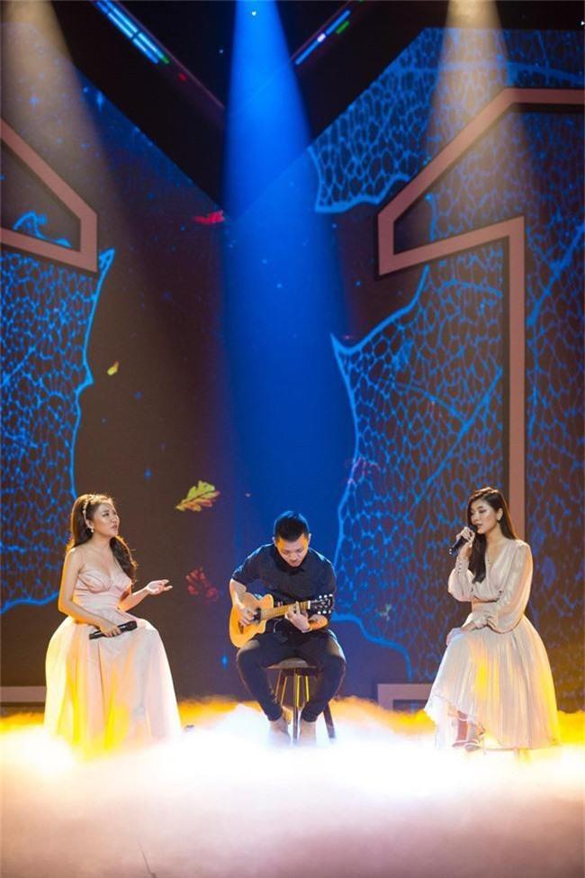 Đồng Ánh Quỳnh - Văn Mai Hương quyết chơi lớn chị ngả em nâng với đầm hồng nữ tính - Ảnh 5.