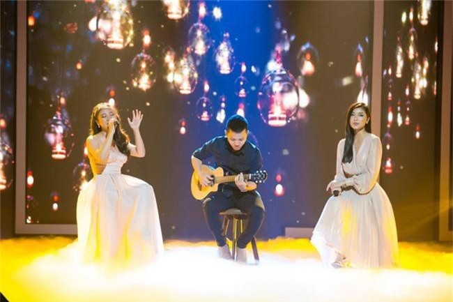 Đồng Ánh Quỳnh - Văn Mai Hương quyết chơi lớn chị ngả em nâng với đầm hồng nữ tính - Ảnh 6.