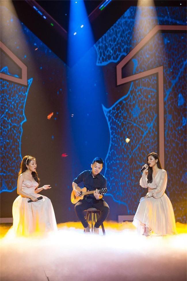 Đồng Ánh Quỳnh - Văn Mai Hương quyết chơi lớn chị ngả em nâng với đầm hồng nữ tính - Ảnh 7.