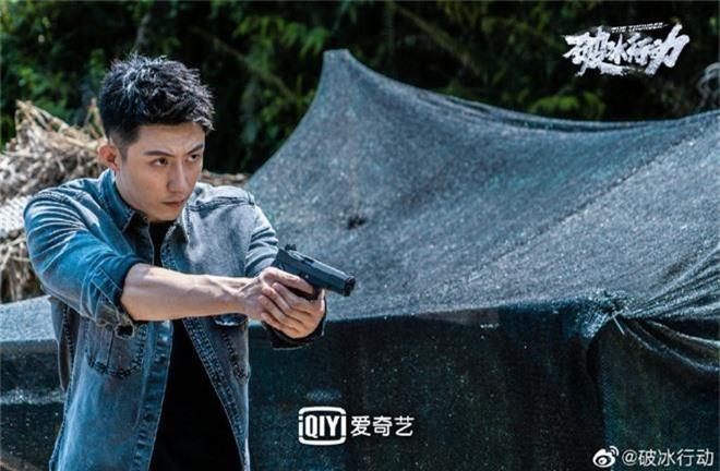 Netizen Trung quên phốt ngoại tình của Hoàng Cảnh Du, khen phim mới Hành Động Phá Băng nức nở! - Ảnh 9.