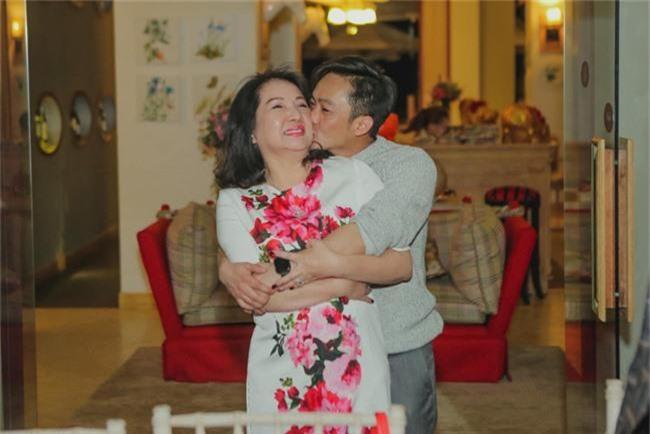 Chỉ một hành động nhỏ của Cường Đô La trong Ngày của Mẹ đủ để Đàm Thu Trang vững tin không chọn nhầm người - Ảnh 1.