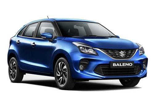 3. Maruti Suzuki Baleno (doanh số: 17.355 chiếc).
