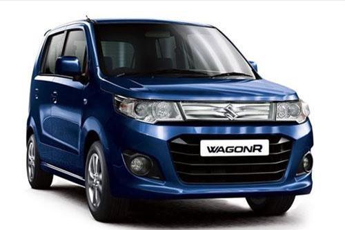 5. Maruti Suzuki Wagon R (doanh số: 11.306 chiếc).