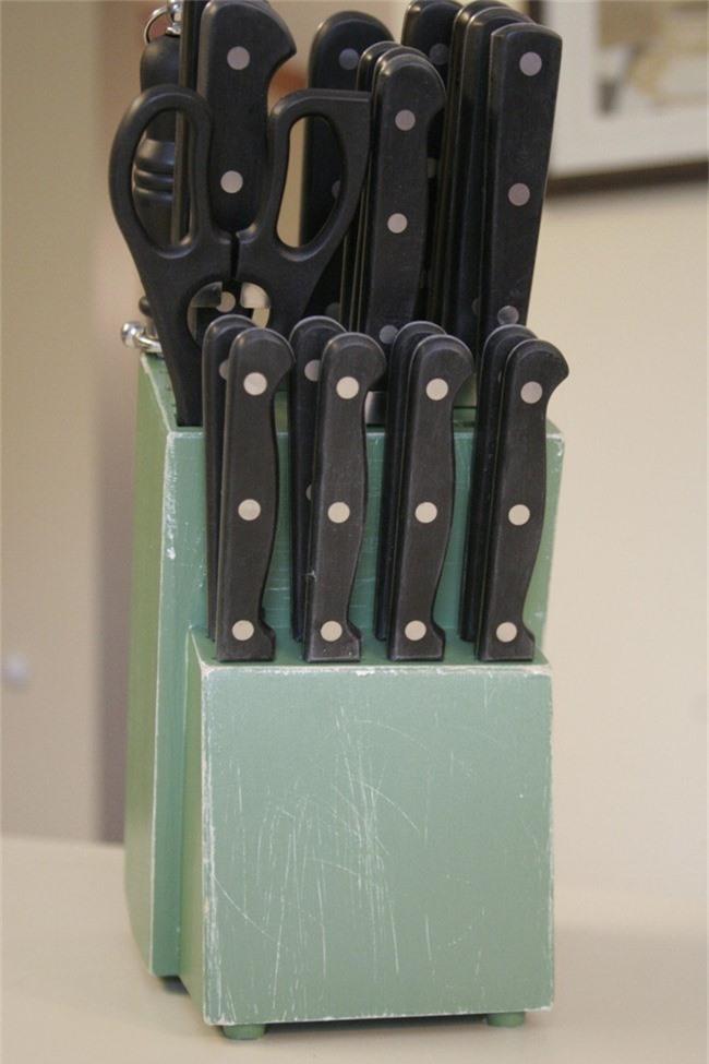 9 mẫu hộp đựng dao đẹp xuất sắc lại cực tiện dùng trong nhà bạn - Ảnh 1.