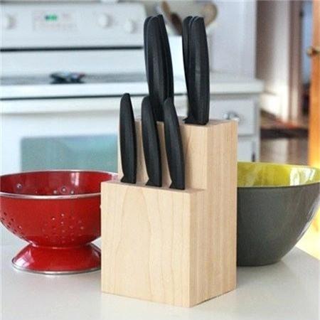 9 mẫu hộp đựng dao đẹp xuất sắc lại cực tiện dùng trong nhà bạn - Ảnh 2.