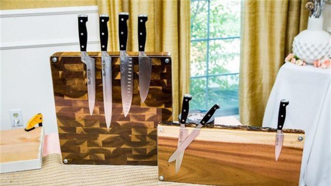 9 mẫu hộp đựng dao đẹp xuất sắc lại cực tiện dùng trong nhà bạn - Ảnh 9.