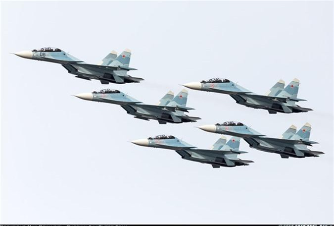 Phat hien danh tinh khach hang thu 4 mua Su-30SM cua Nga