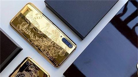 Xiaomi Mi 9 cấu hình khủng giá rẻ, sắp có phiên bản mạ vàng 24K
