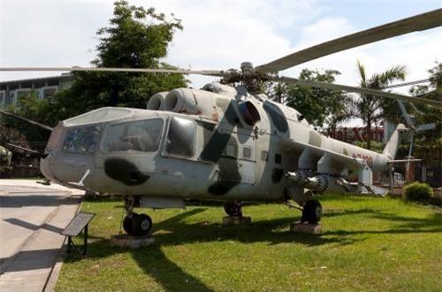 Mi-24 là loại trực thăng tấn công hạng nặng do Liên Xô phát triển từ cuối những năm 1960, được sản xuất cho tới tận ngày nay. Đây là một trong những trực thăng chiến đấu thành công nhất thế giới và cũng thuộc hàng độc đáo nhất thế giới.