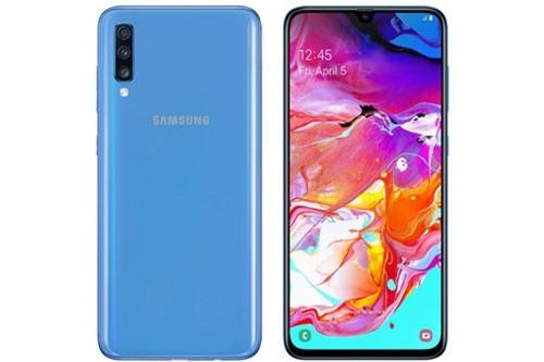 Samsung Galaxy A70.