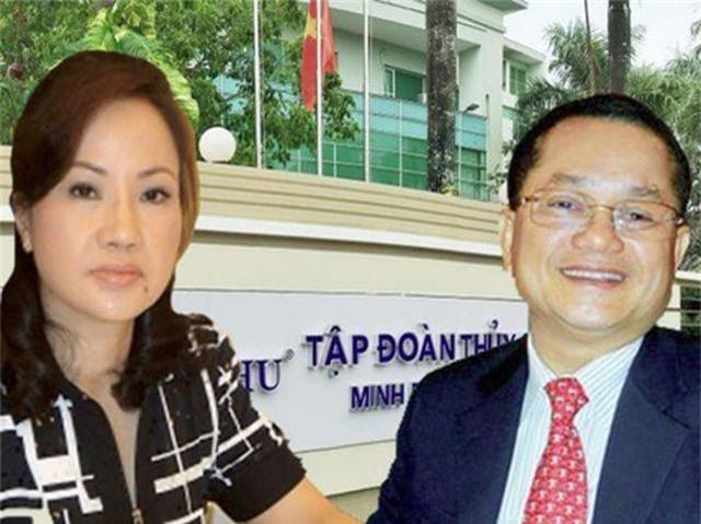 """Ái nữ nhà """"vua tôm"""" Lê Văn Quang – Chu Thị Bình từ bỏ cổ phần - 1"""