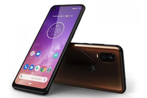 Motorola One Vision.