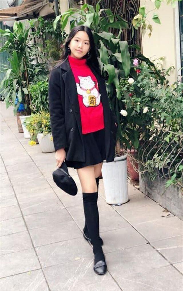 Điểm danh con gái sao Việt xinh đẹp như hoa hậu - 8