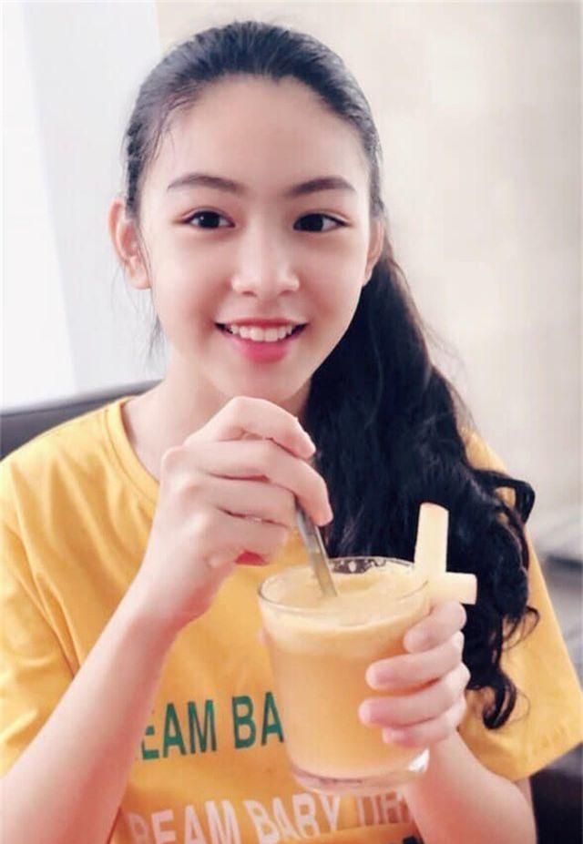 Điểm danh con gái sao Việt xinh đẹp như hoa hậu - 9