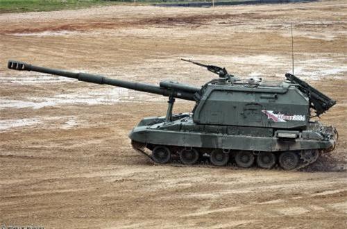 Khung bệ pháo thừa hưởng giáp compostie xe tăng T-80 nên tương đối tốt, tuy nhiên tháp pháo khá mỏng và khó có thể kháng chịu được đạn pháo cỡ nòng lớn hoặc đạn chống tăng.
