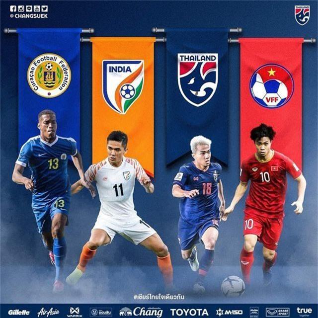 Vì sao đội tuyển Thái Lan quyết thắng bằng được Việt Nam tại King's Cup? - 1