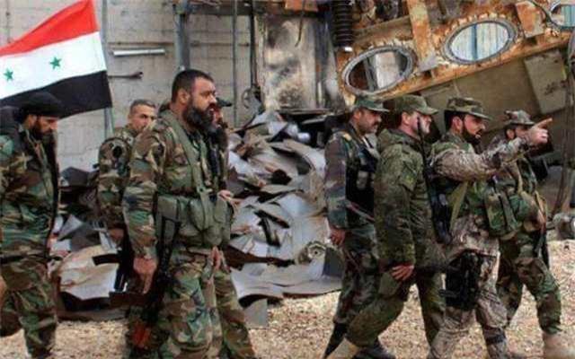 Lực lượng Hổ tinh nhuệ đã lập nhiều công lớn trong các chiến dịch quan trọng của quân đội Syria